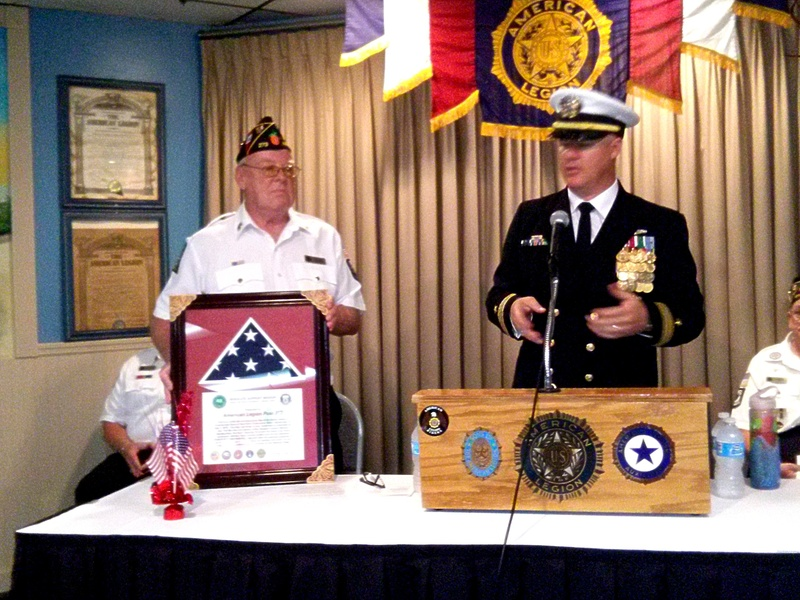 Lt. Commander Donald Bryant